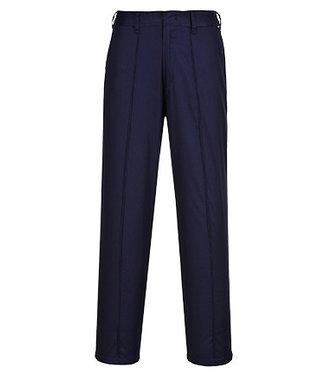 LW97 - Pantalon Femme Elastiqué - Navy - R