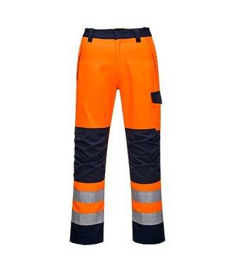 MV36 - Modaflame RIS Orange/Navy Trouser - OrNa - R