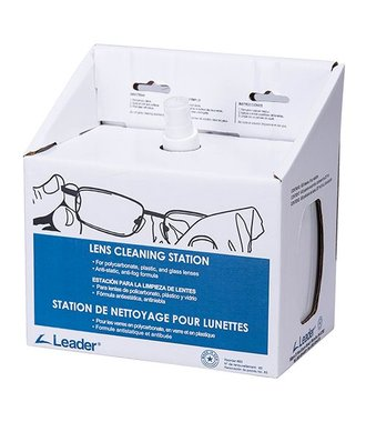 PA02 - Lens Cleaning Station - White - R