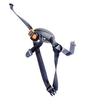 PA49 - Chin Strap 4 Endurance Height - Black - R