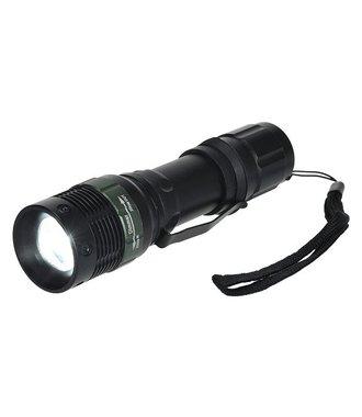 PA54 - Portwest Tactical Zaklamp - Black - R