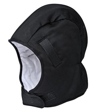 PA58 - Helmet Winter Liner - Black - R