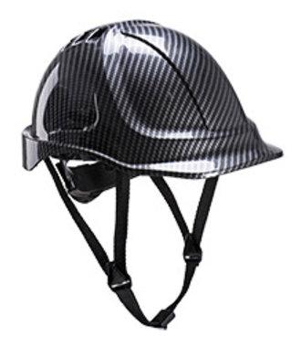 PC55 - Endurance Carbon Look Helmet - Grey - R