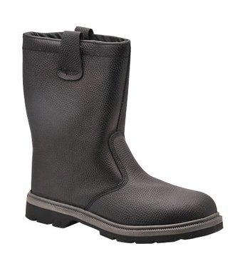 FW12 - Steelite Rigger Boot S1P CI HRO - Black - R