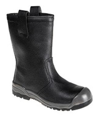FW13 - Steelite Rigger Boot S1P CI (With scuff cap) - Black - R