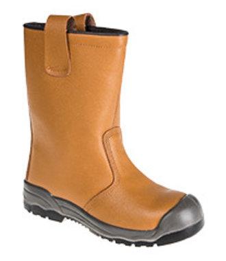 FW13 - Steelite Rigger Boot S1P CI (With scuff cap) - Tan - R