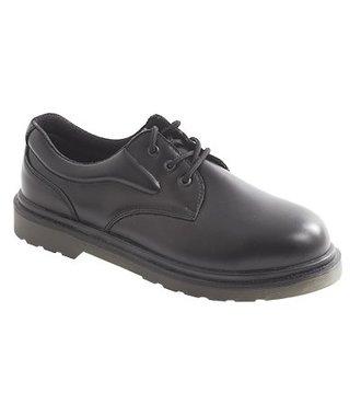 FW26 - Steelite Air Cushion Safety Shoe SB - Black - R