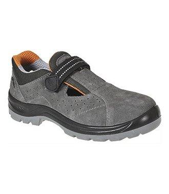 FW42 - Steelite Obra Sandal S1 - Grey - R