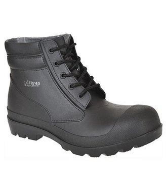 FW45 - PVC Boot S5 - Black - R