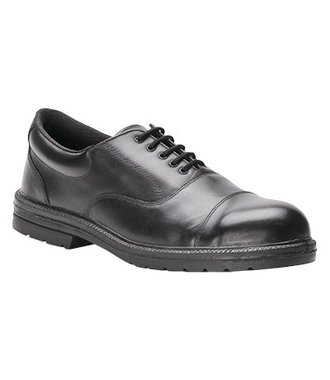 FW47 - Chaussure Oxford S1P - Black - R