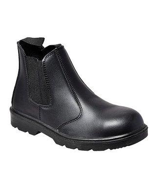 FW51 - Steelite Dealer Boot S1P - Black - R