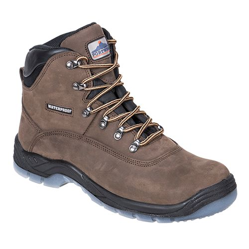 b0300e4827ac7f FW57 - Steelite All Weather Boot S3 WR - Brown - R - Safety Workwear ...