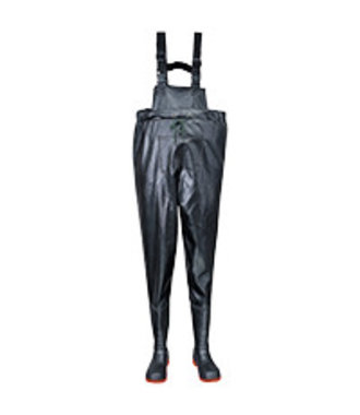 FW74 - Safety Chest Wader S5 - Black - R