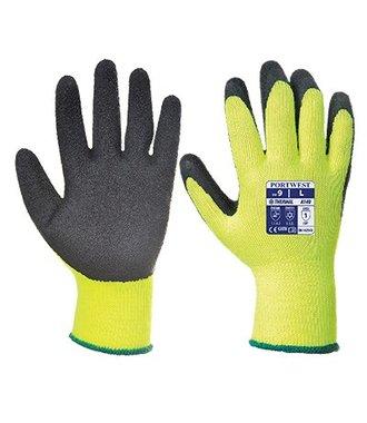 A140 - Thermische Handschoen met Grip - Black - R
