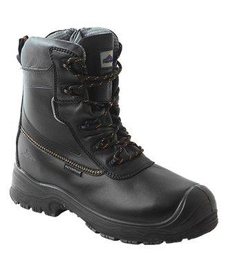 FD02 - Portwest Compositelite Traction 7 inch (18cm) Safety Boot S3 HRO CI WR - Black - R