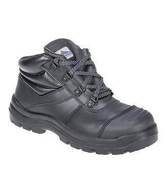 FD09 - Trent Safety Boot S3 HRO CI HI FO - Black - R