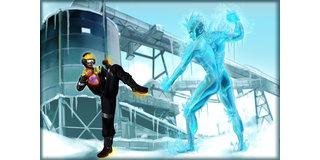 Le Blizzard - l'aventure épique de travailleurs en hiver