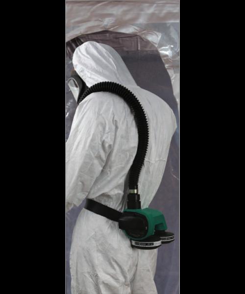 3M Safety Proflow 160 komplettes Gebläsesystem mit P3-Filtern zum Schutz vor Feinstaub und Viren
