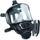 3M Safety Scott FM3 volgelaatsmasker met A2B2P3 filter voor bescherming tegen fijnstof, virussen en  chemicaliën