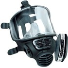 3M Safety Scott FM3 Vollmaske mit A2B2P3 Filter zum Schutz vor Feinstaub, Viren und Chemikalien
