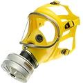 Dräger Dräger X-plore 6570 Triplex Vollmaske mit A2P3 Filter zum Schutz vor Feinstaub, Viren und Chemikalien