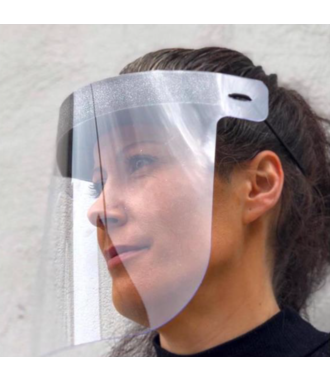 MAX Safety Shield - Economy face shield - made in Portugal