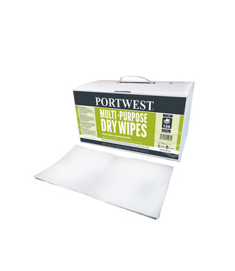 IW90 - Dry Wipes (150 pieces)