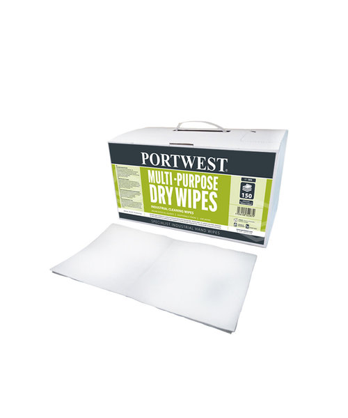 Portwest IW90 - Trockentücher (150 Stück)