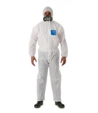 Coverall Microgard 1500 Plus white Type 5 and Type 6