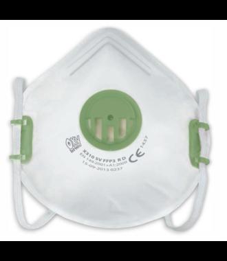 Masque anti-poussière FFP3 avec valve X310 SV - par 2160 pièces