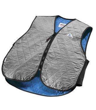 Verdunstungskühlweste - Sport & Arbeit  - Silber