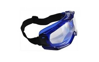 Safety eyewear and face shields