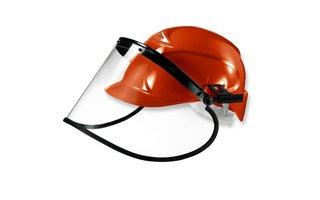 Veiligheidshelmen en stootcaps