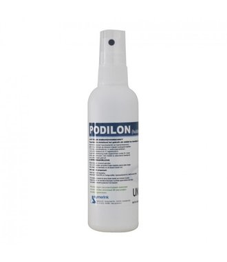 Alcohol Podilon 100ml 80% with Atomizer