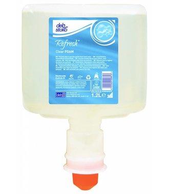 Refresh Clear FOAM - 1.2L soft foam soap