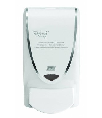 Deb Stoko Refresh Luxe 3-in-1- 1L dispenser for Hair & Body Refresh Luxe