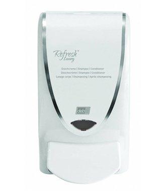 Deb Stoko Refresh Luxe Distributeur 3 en 1 1 L pour cheveux et corps Refresh Luxe