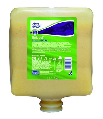 Solopol Classic EXTRA - pâte de nettoyage des mains pour les salissures extrêmement lourdes
