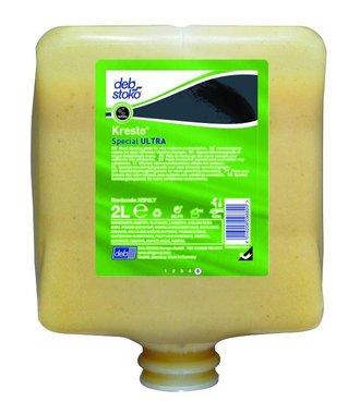 Kresto Special ULTRA - 2L Handreinigungspaste zum Entfernen von Farbe, Lack oder Klebstoffen