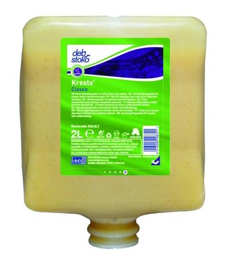 Kresto Classic - 2L hand cleaning for extremely heavy soiling