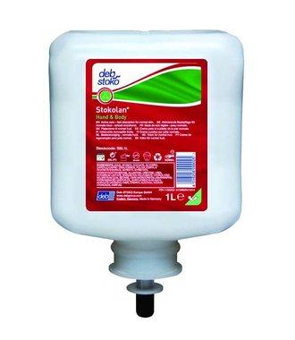 Stokolan Hand & Body - 1L Hautpflege für normale Haut