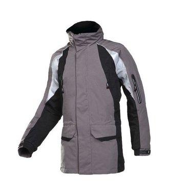 Tornhill Rain Parka Gray-black