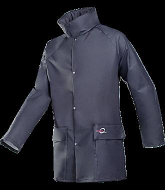 Jakarta Raincoat Navy Blue