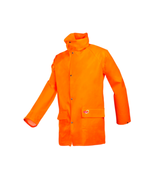 Dortmund Regenjas Oranje