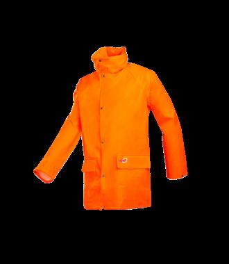 Dortmund Regenmantel Orange