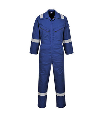 C814 - Iona Cotton Coverall - Royal - R