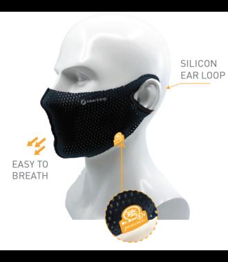 Cooling comfort mask