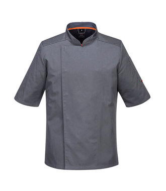 C738 - MeshAir Pro Jacket S/S - Slate - R