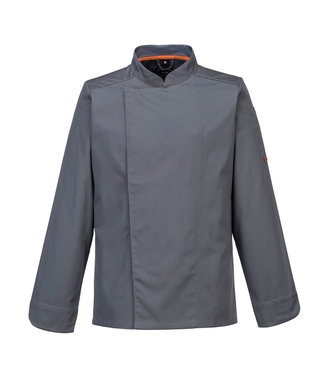 C838 - MeshAir Pro Jacket L/S - Slate - R