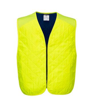 CV09 - Cooling Evaporative Vest - Yellow - R